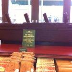 The Titanic in chocolate