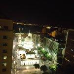 Vista da Cobertura do Hotel, Visão Candelária.