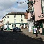 Hadleigh's Charming High Street