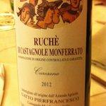 RUCHE'  un ottimo vino piemontese