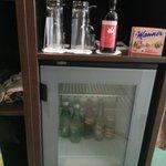 Gratis Minibar!!!