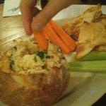 Crab and Avacado Dip