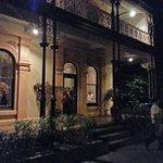 Courtyard - Woodland House