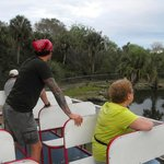 On the Swamp Buggy