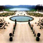 Jardim do Palácio de Versalhes - França - Abril/2013 - Foto Sayuri Murakami.