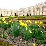 Palácio de Versalhes - França - Abril/2013 - Foto Sayuri Murakami.