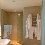 Bathroom to room 715