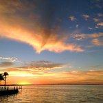 Sundown At Sundowners in Key Largo