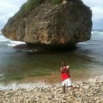 made it for my pic with the big rock