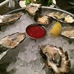 Kummumoto Oysters