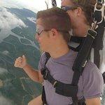 Skydiving in Cairns!