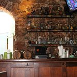The selection of tequilas