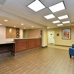 Guest Service Front Desk Lobby