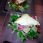 Salade montagnarde et cévenole