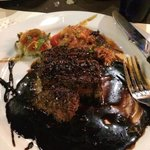 Balsamic Steak..mmm mmmm mmmm