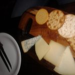 Cheeseboard for 2!ABSOLUTELY PATHETIC!