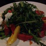 Beet and Citrus Arugula Salad