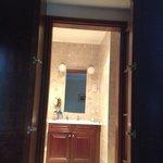 """""""Narnia"""" bathroom...."""