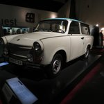 1982 Trabant Deluxe Estate Care.....The Trabant was manufactured in Eastern Europe during the co