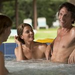 Enjoy a hot tub with friends
