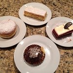 Belgium Bakery desserts