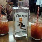 Gin Based Bloody Marys YUM!