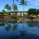 Magnificent Pool at the Westin Princeville Resort