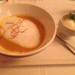 Pumpkin-Coconut Soup