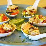 Mussels/ Choritos a la Chalaca