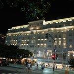 Copacabana Palace Hotel speaks volumes.