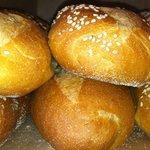 Golden loaves