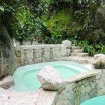 Natural Springs Hot Tubs, Inkaterra