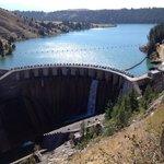 Kerr Dam, MT