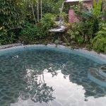 area de piscina de los niños
