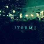 Outside Storm - Wish it were warm!