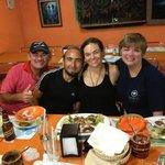 Friends at El Moro
