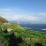 View from the Atlantic Drive on Achill Island