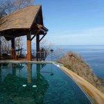 View from Pool at Casa la Luna