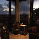 Nice room, sweet view