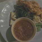 Gado-Gado at Mews Cafe Penang