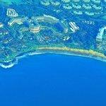 Aerial view…yep, it's big