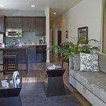 Luna Vista Suite Kitchen