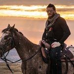 Virginia Beach | Outer Banks (OBX) Horseback Photo