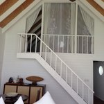 Upstair bed room @ dhoni suit,cocoa island