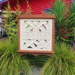 The Secret Garden signage