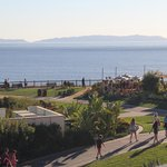 View of Catalina Island