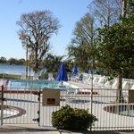 The Pool & Lake