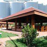 Beer Garden, Dashen Brewery, Gonder, Ethiopia
