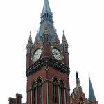 St. Pancras Station - The tower