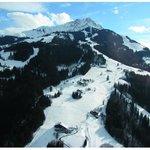Skigebiet Kitzbuheler Alpen / Harschbichel